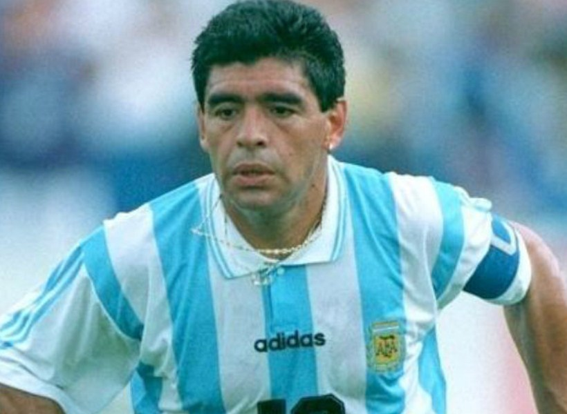 Selamat Jalan Maradona...