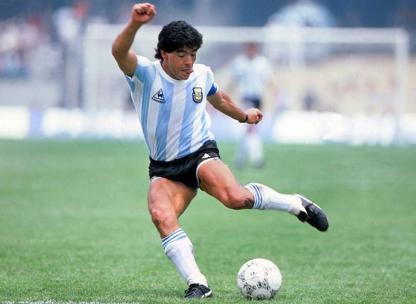 Mengenang Kiprah Maradona di Piala Dunia