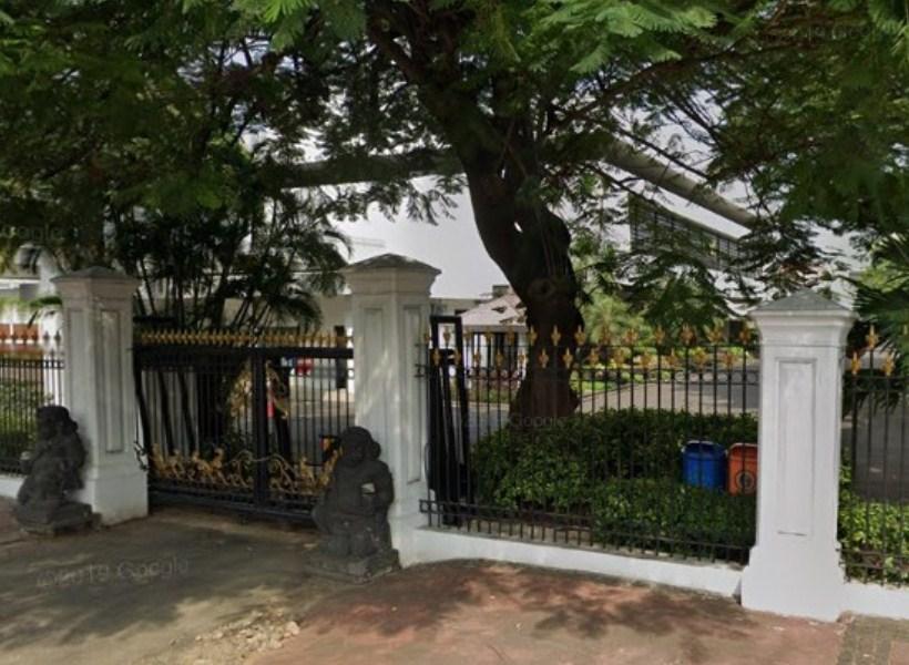 Mengintip Gedung Bekas Kantor Presiden Soeharto