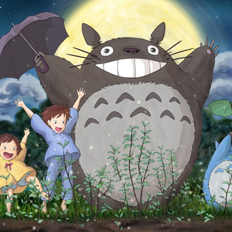 Animasi Tidak Hanya Disney, Jepang Punya Ghibli.