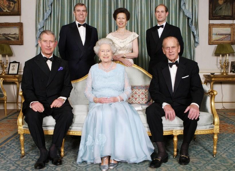 Sejak Kecil Hidup Mewah dan Tinggal di Istana, Inilah Profil Anak-Anak Ratu Elizabeth II