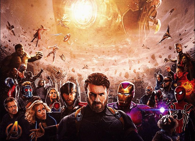 Aktor Hollywood Ini Tampil di Film Superhero Marvel Hingga Sebelas Kali!