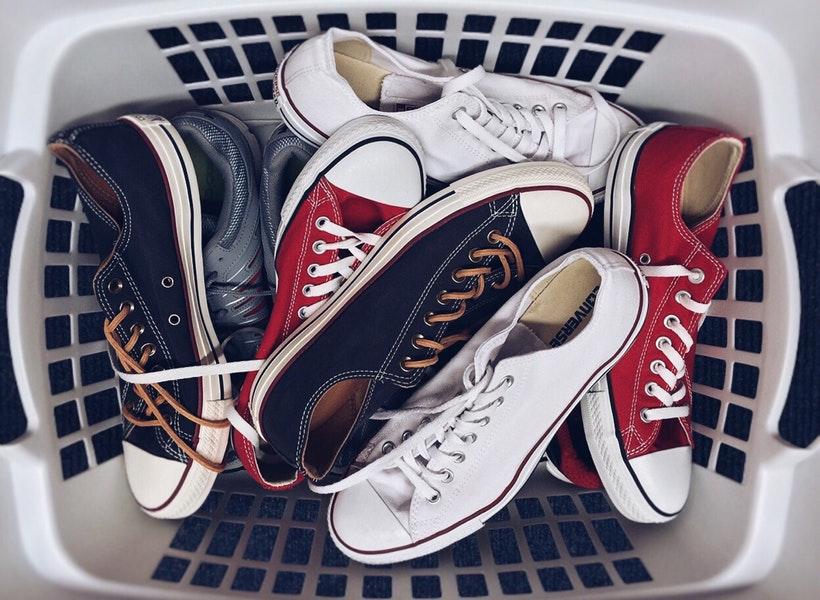 Trik Rawat Sepatu agar Gak Bau, meski Gak Dicuci