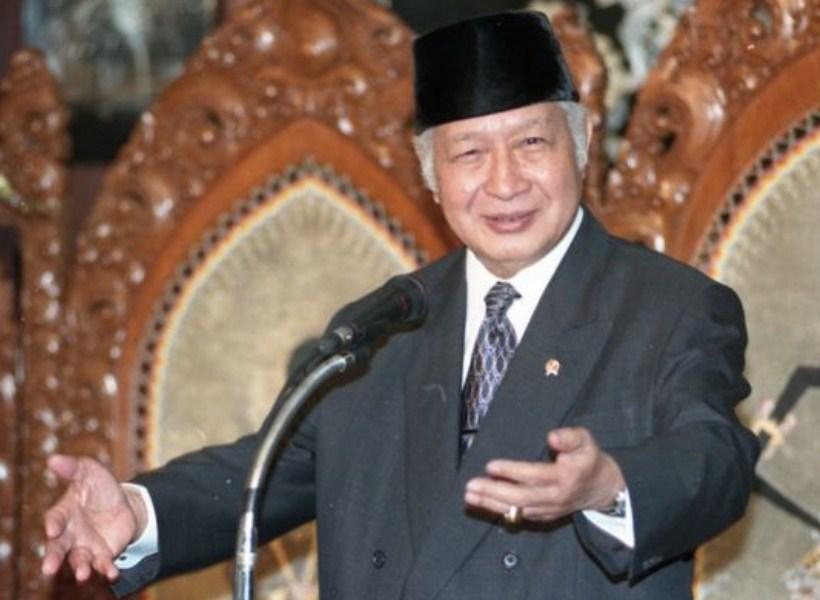 Sosok Jenderal-Jenderal yang Pernah Mendampingi Presiden Soeharto sebagai Wapres