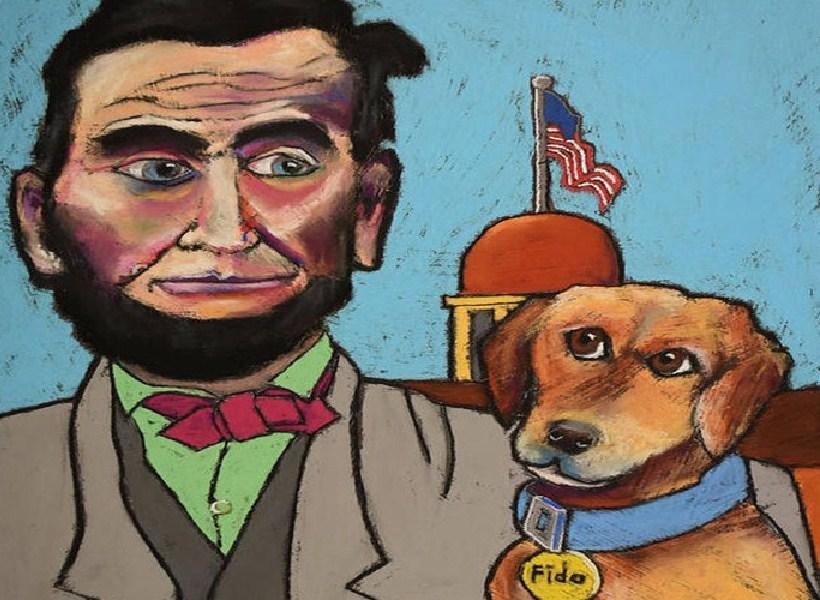 Kisah Fido, Anjing Presiden Lincoln yang Bernasib Tragis seperti Tuannya