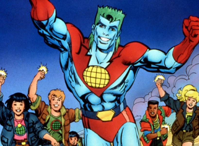 Nostalgia Serial Animasi TV 90-an: Captain Planet and the Planeteers