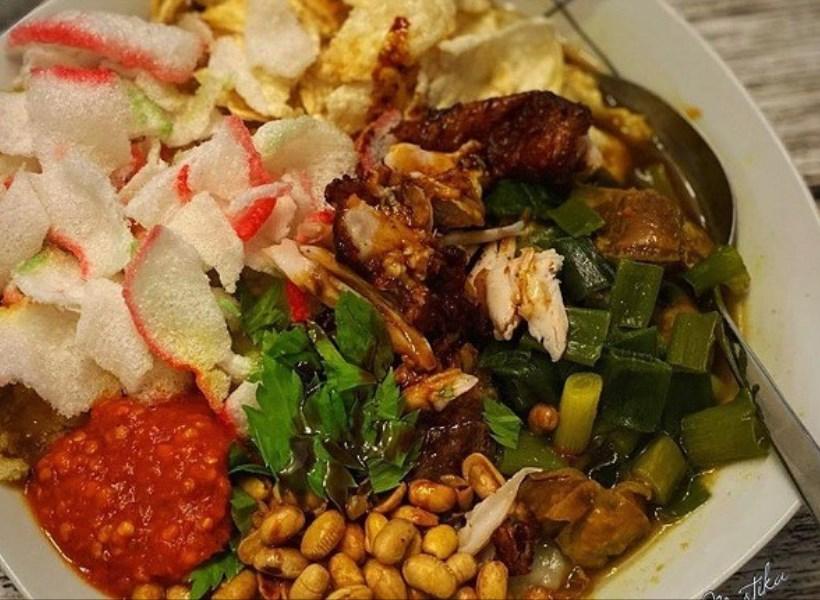 Bubur Ayam Cianjur, Kuliner Hit Cianjur Sepanjang Masa