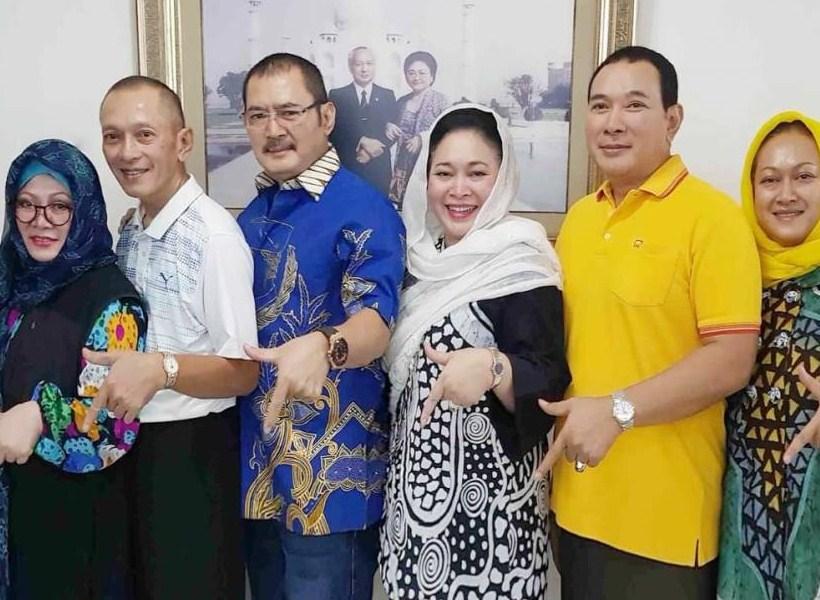 Mengenal Sosok Putra-Putri Soeharto
