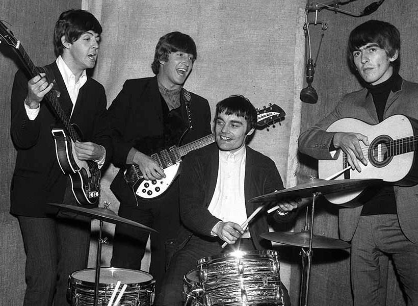 Kisah Ironis Drummer The Beatles yang Menghilang dan Tidak Diketahui Nasibnya