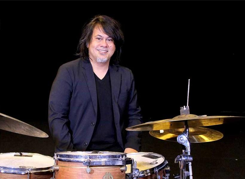 Fakta Menarik Wong Aksan,  Eks Drummer Dewa 19 Idola Anak Muda 1990-an