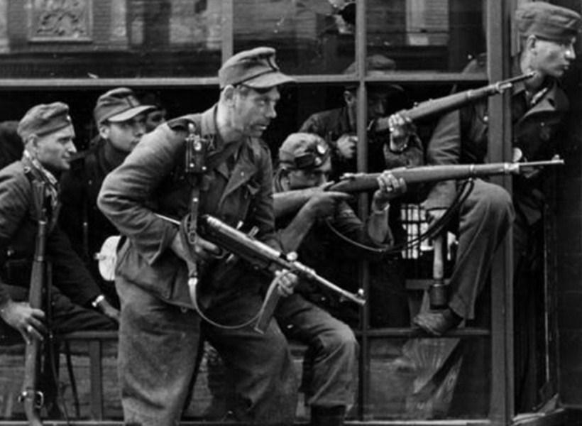 Kejamnya Brigade Dirliwanger, Pasukan Nazi Beranggotakan Penjahat Kriminal