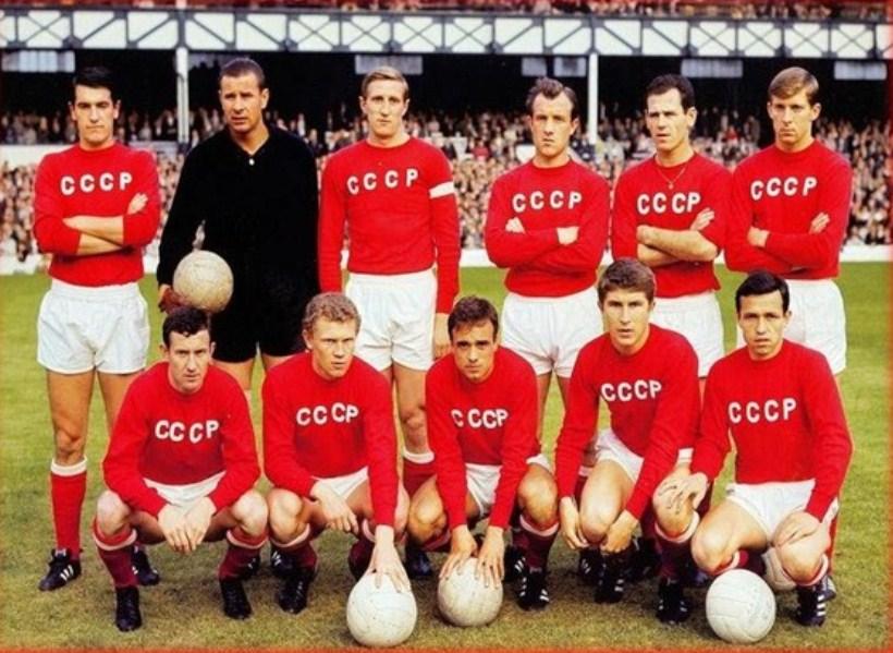 Mengenang Kejayaan Tim Sepak Bola Uni Soviet