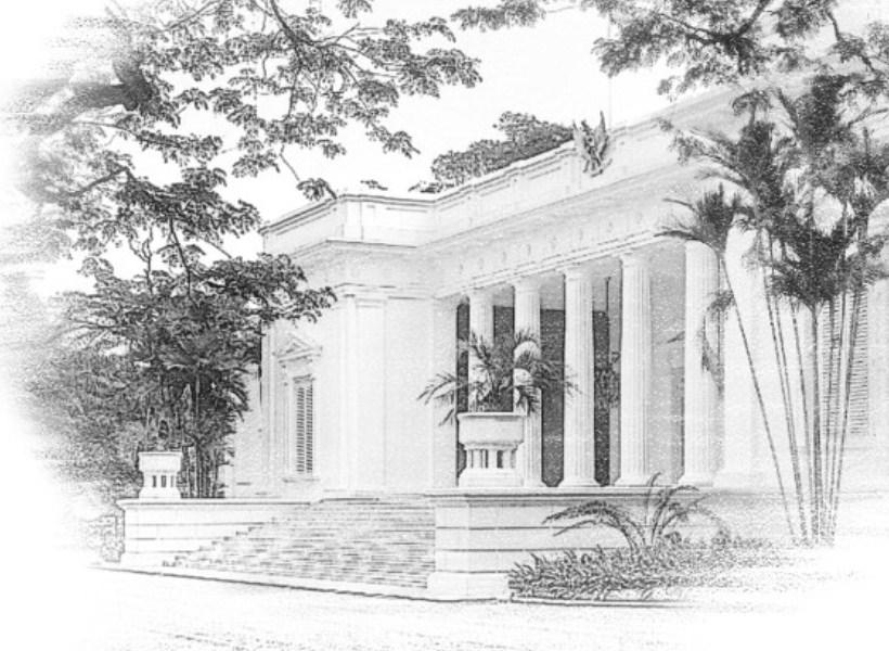 Kisah para Ibu Negara dan Istana Merdeka