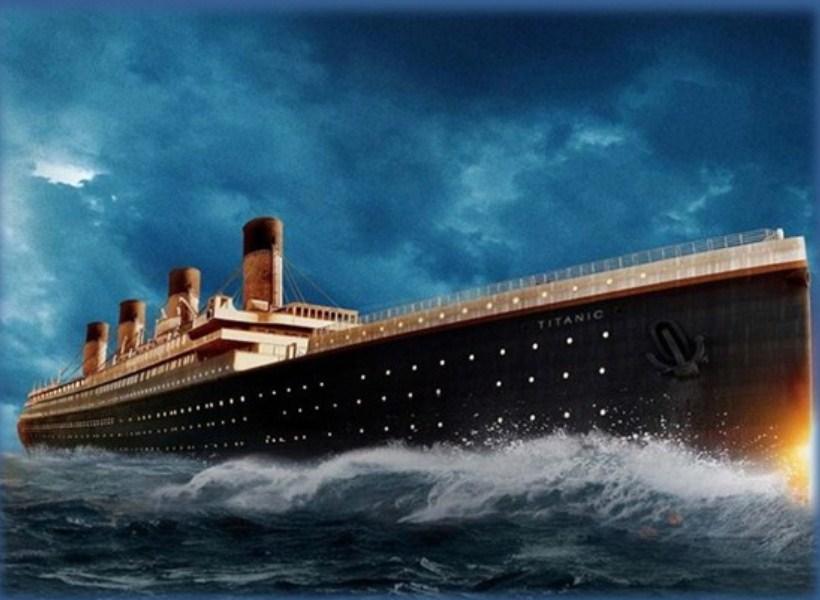 Tenyata Nazi Jerman Pernah Membuat Film Titanic
