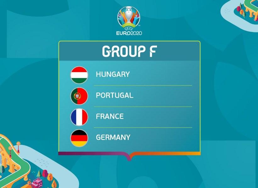 Grup F Piala Eropa 2020 Dihuni Tiga Tim Juara Piala Eropa, tetapi Semua Gugur di Babak 16 Besar