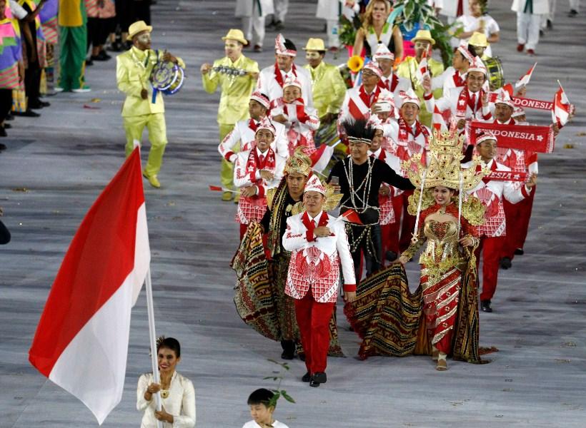 Inilah Perbandingan Kontingen Indonesia di Olimpiade 2020 dengan Olimpide 2016