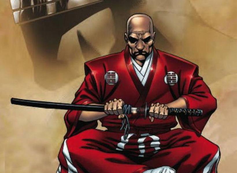 Hard Master Tokoh Penting dalam G.I JOE Origins, Snake Eyes