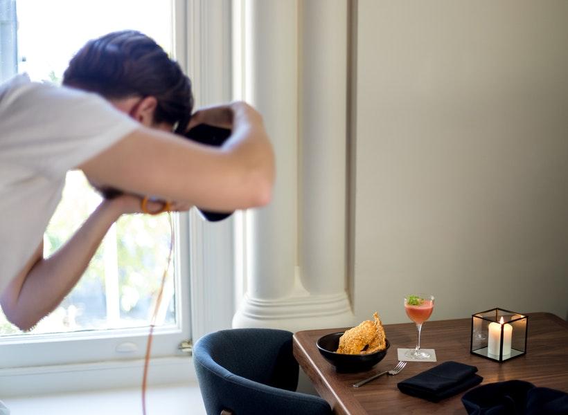 Berbagai Hal yang Harus Diperhatikan dalam Food Photography