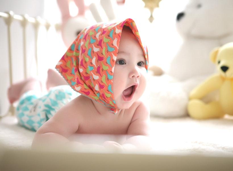 Perlu Tahu, Inilah Ciri Bayi yang Sehat