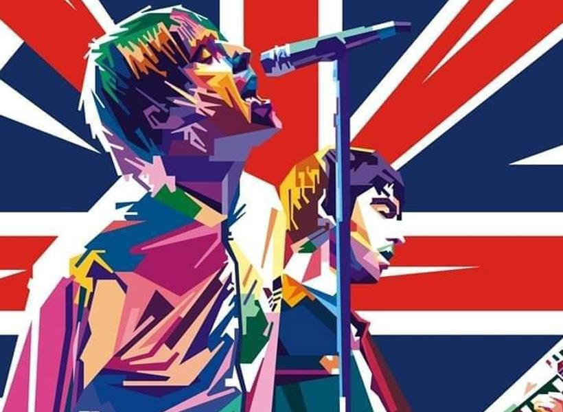 British Invasion, Deretan Band BritPop Nge-hits Era 90-an