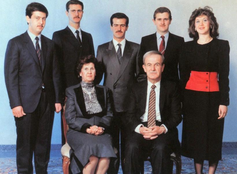 Mengenal Dinasti Keluarga al-Assad, Penguasa Suriah