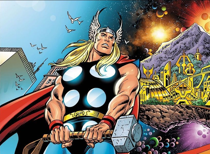 Jangan Kaget, Ini Penampakan Awal Thor di Televisi Tahun 1980-an