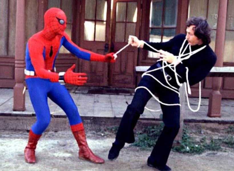 Bernostalgia dengan Serial Televisi Spider-Man Jadul