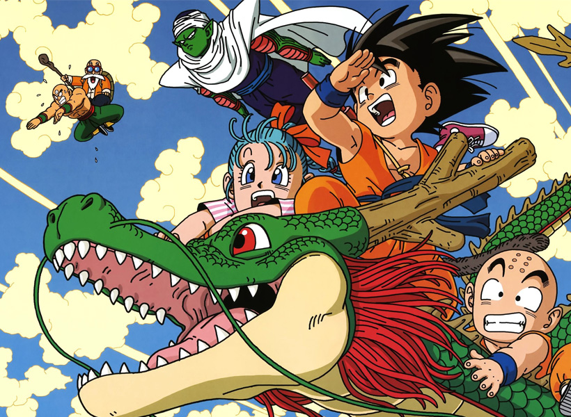 Dragon Ball - Perjalanan Panjang Mencari Bola Naga