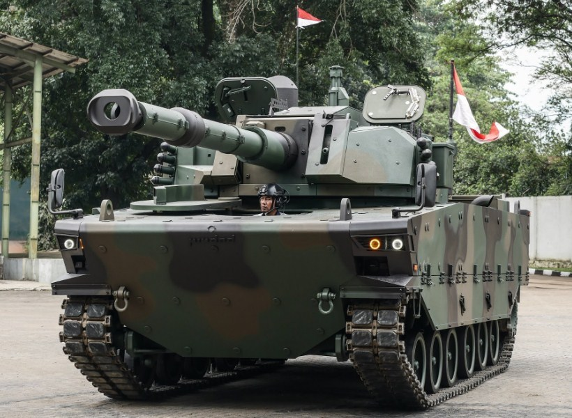 Mengenal Pindad, BUMN Persenjataan Militer Asal Bandung