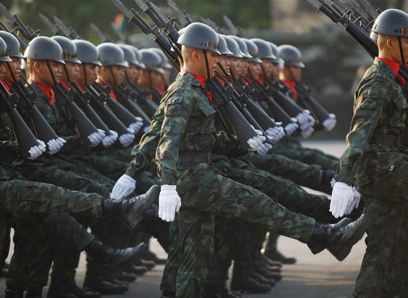 Sosok para Menteri Pertahanan Asia Tenggara
