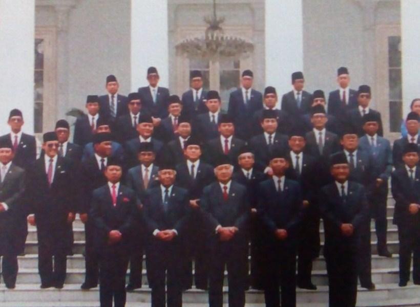 Empat  Menteri Era Soeharto Tahun 90-an  yang Selalu Dikenang