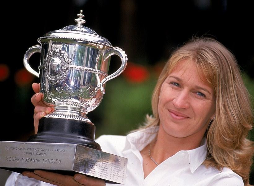 Nostalgia Steffi Graf, sang Ratu Tenis Jerman Tahun 90-an