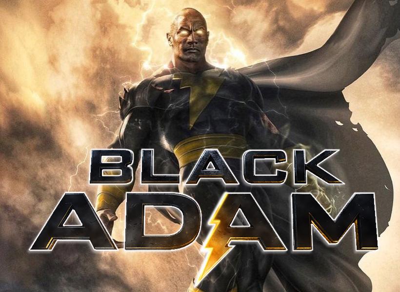 Black Adam - Sosok Antihero dari DC Comics
