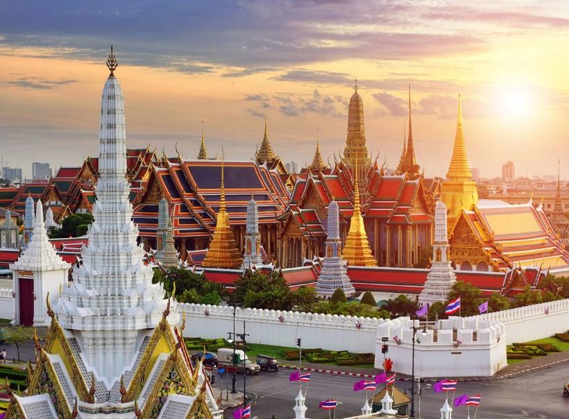 Deretan Fakta Menarik Kota Bangkok