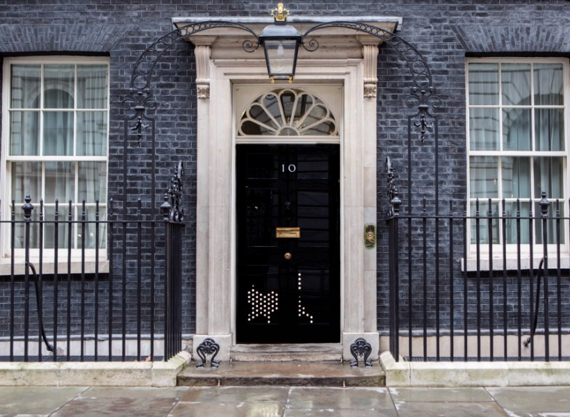 Mengenal Downing Street 10, Kantor Sekaligus Hunian Perdana Menteri Inggris