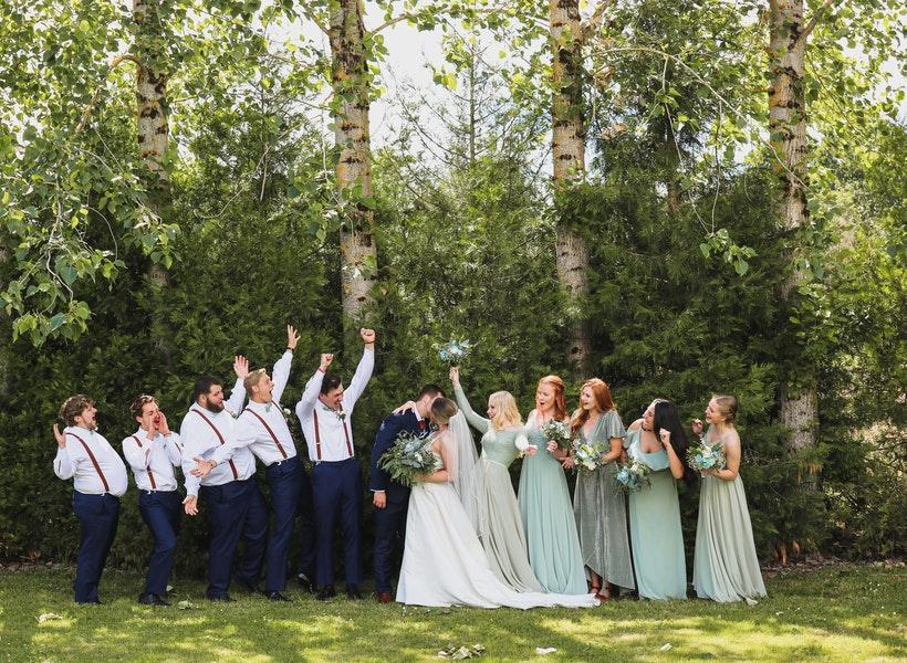 Agar Pesta Pernikahan Sukses, Pikirkan Hal ini
