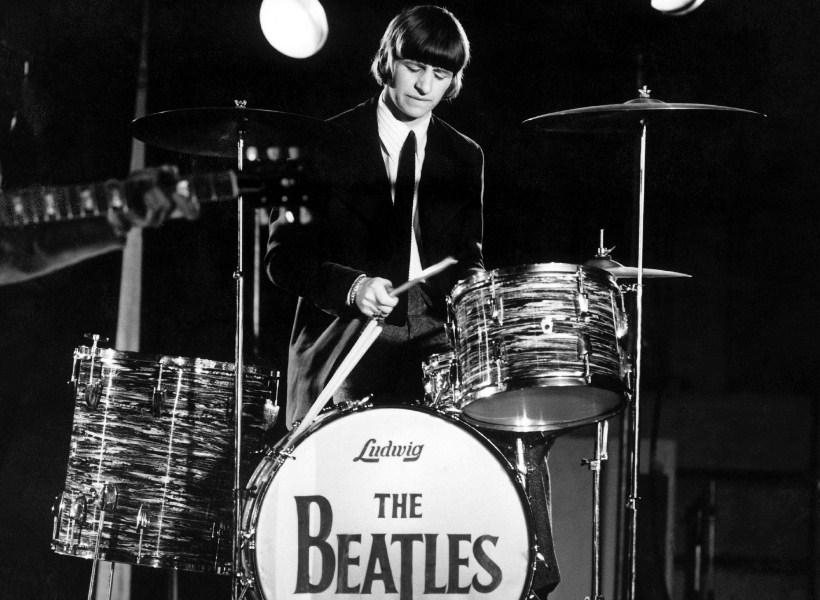 Mengenal Ringo Starr, Sosok di Balik Gebukan Drum Musik The Beatles
