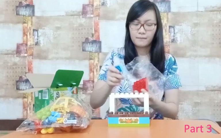 Ms. Lia Guru TK - Let's Play Lego Duplo (Part 2) Mari Bermain Lego Duplo (Bagian 3)