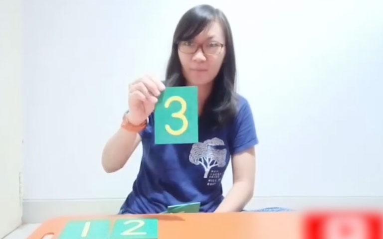 Ms. Lia Guru TK - Let's Recognize The Numbers (1-5) Mari Mengenal Angka 1-5