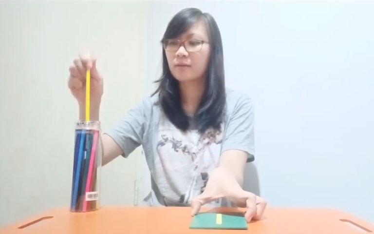 Ms. Lia Guru TK - Let's Review the Numbers and Quantities (1-3) Mari Mengulang Berhitung Angka dan Jumlahnya