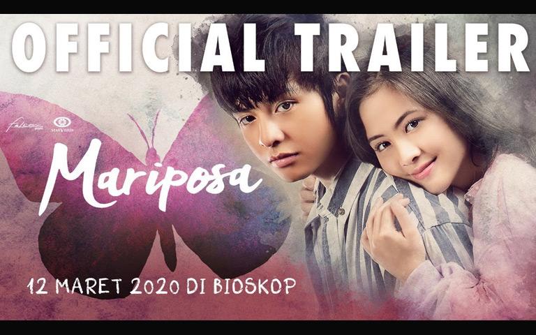 Mariposa - Official Trailer 2020