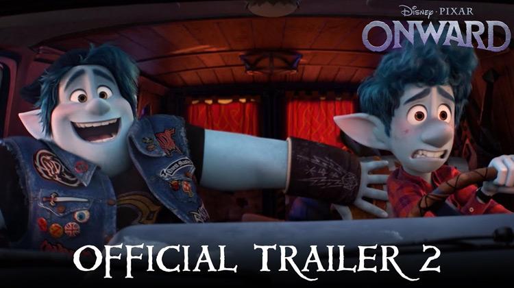 Onward   Official Trailer 2020