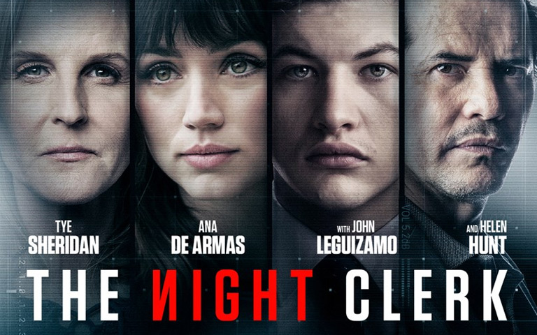 The Night Clerk Official Trailer (2020)