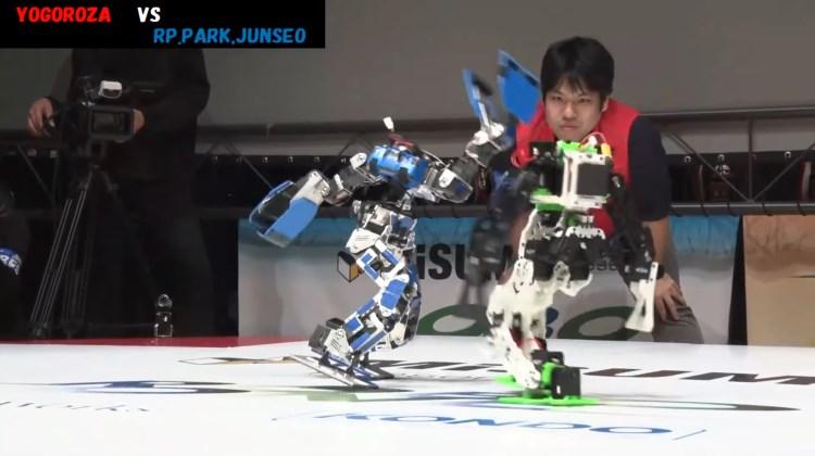 Gila Mainan - Adu Robot Mainan