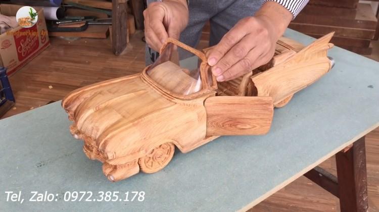 DIY Channel - Membuat Mobil Mainan dari Kayu