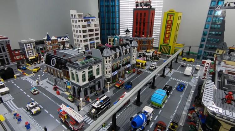 Gila Mainan - Lego CIty Gila Abis