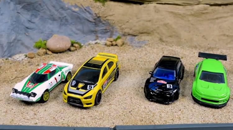 Gila Mainan - Rally Mobil Diecast