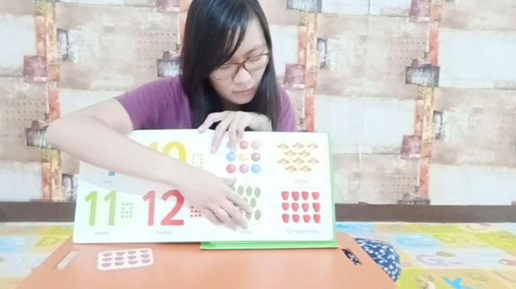 Ms. Lia Guru TK - Numbers Play Set Priddy Books