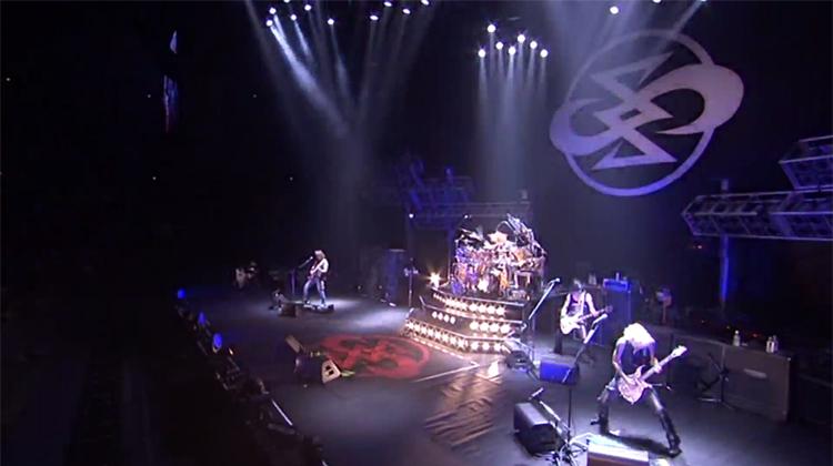 HotLasagna12 - Siam Shade Spirits Return The Favor Concert at Akasaka Stadium 2011 Part 3