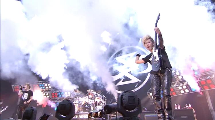 HotLasagna12 - Siam Shade Spirits Return The Favor Concert at Akasaka Stadium 2011 Part 8